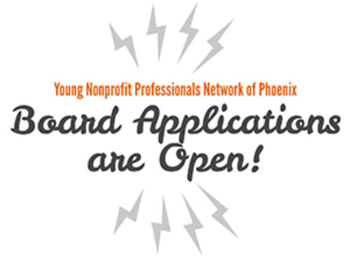 What Exactly Does a YNPN Phoenix Board Member Do?